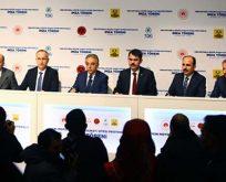 Yeni Motorlu Küçük Sanayi Sitesi Protokolü imzalandı