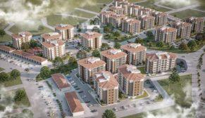 TOKİ Konya Karapınar'a 603 konut inşa edecek