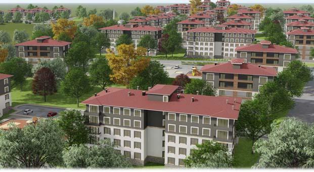 TOKİ Konya Meram'da yeni bir mahalle inşa edecek