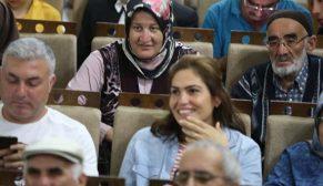 """Zonguldak'da """"Kentsel Dönüşüm Projesi"""" kapsamında konut belirleme kurası çekildi"""