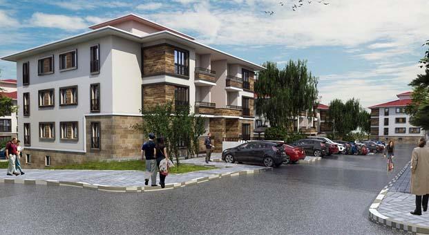 TOKİ Malatya Darende'de 142 konut inşa edecek