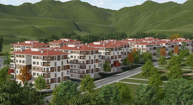 TOKİ Mersin Mezitli'de inşa edilecek 262 konutun ihalesini gerçekleştirdi