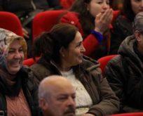 Mersin Gülnar'da TOKİ kura mutluluğu