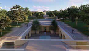 TOKİ'den Gaziantep'e 57 bin 485 metrekarelik alana millet bahçesi