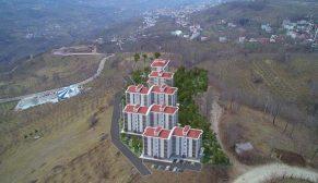 TOKİ'den Ordu Aybastı'ya yöresel mimaride 86 konut