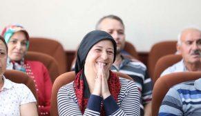 Osmaniye Düziçi'nde kura sevinci
