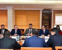 TOKİ modeli Özbekistan heyetine anlatıldı