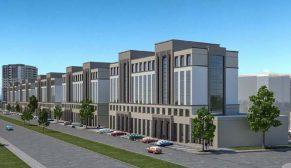 Şanlıurfa Eski Sanayi Sitesi modern bir çalışma ve yaşam alanına dönüşüyor