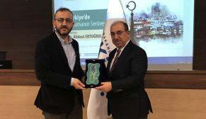 """TOKİ'den Ev ve Şehir Seminerleri – 24 """"Türkiye'de Korumanın Serüveni"""""""