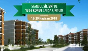 TOKİ İstanbul Silivri'de 1356 konutu satışa çıkarıyor