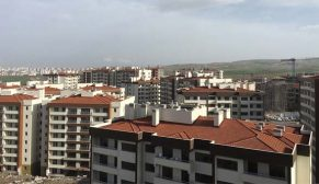 Ankara Sincan'da TOKİ kura sevinci