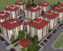 TOKİ Sivas Zara'da yeni bir mahalle inşa ediyor