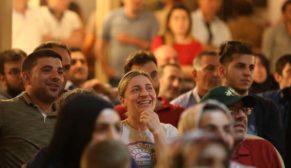 Trabzon'da TOKİ kura sevinci