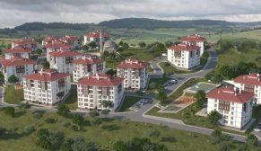 Uşak Karahallı'ya yöresel mimaride 352 konut