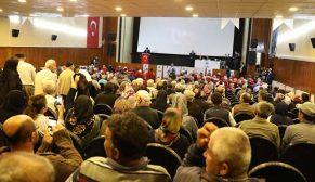 Tokat Zile'de 388 hak sahibinin konutu kurayla belirlendi