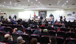 """""""Zonguldak Gazeteciler Cemiyeti"""" üyelerinin konutları kurayla belirlendi"""
