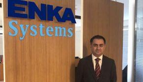 Enka Systems'ın yeni Genel Müdür Yardımcısı Tolga Şentürk oldu