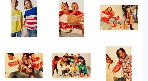 Tommy Jeans Coca Cola Kapsül Koleksiyon