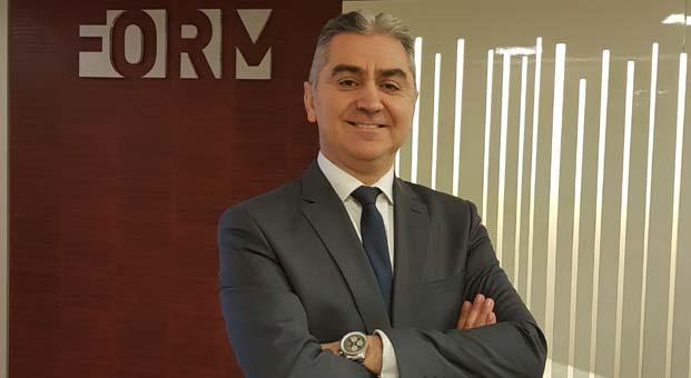 Form Endüstri Ürünleri yeni Genel Müdürü Toni Timirci oldu
