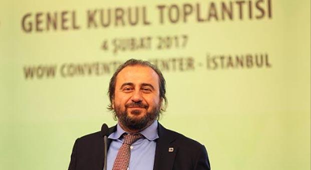 MOSDER'in yeni başkanı Nuri Öztaşkın