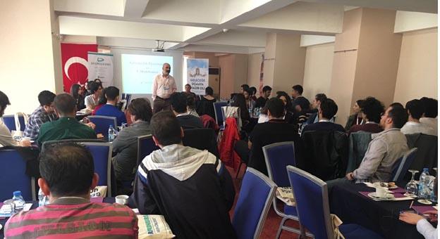 Airpreneurs programı İzmir'de
