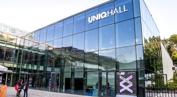 Sanat ve kurumsal etkinliklerin yeni adresi: UNIQ Hall