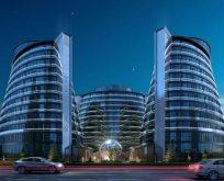 İzmit'e inşa edilecek 262 Towers için ilk tanıtım yapıldı