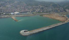 Trabzon sahili Karadeniz'in ilgi odağı haline gelecek