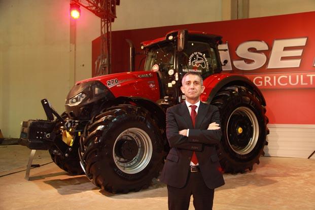 Case IH yeni modelleri ile çiftçilere seçin marka ayrıcalığını yaşatıyor