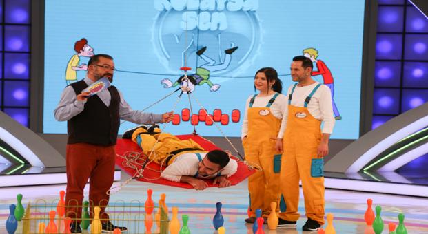 Kolaysa Sen Yap Yeni Bölümü ile Cuma Akşamı TRT1'de!
