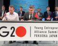 TÜGİAD, G20 YEA zirvesinde Türkiye'yi temsil etti