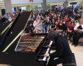 Dünyaca ünlü piyanist Tuluyhan Uğurlu Cumhuriyet Bayramı'nda Tepe Nautilus'ta