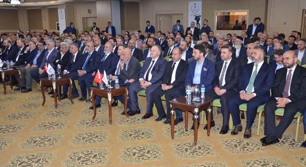 TÜMSİAD 'Büyük Türkiye İçin Üretmeye Devam' dedi