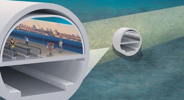 Kabataş-Üsküdar Yaya Tüneli için çalışmalar başlıyor