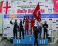 Bulgaristan rallisinde zafer Yağız Avcı'nın