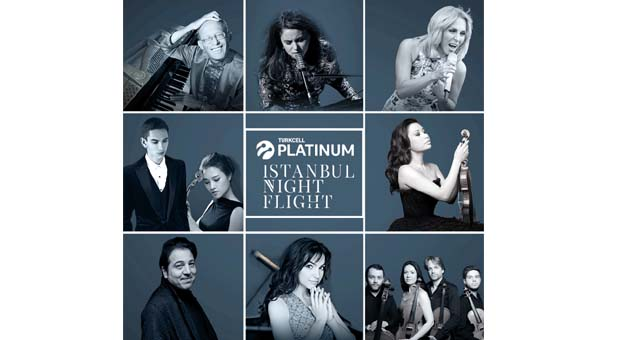 Turkcell Platinum İstanbul Night Flight konserleri Mayıs'ta başlıyor