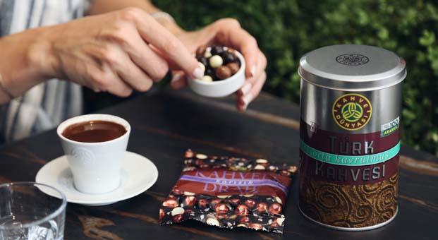 Türk Kahvesi en çok Ege'de tüketiliyor