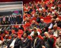 """15 Temmuz Şehit Aileleri ve Gaziler """"Türkler Geliyor"""" filminin özel gösteriminde bir araya geldi"""