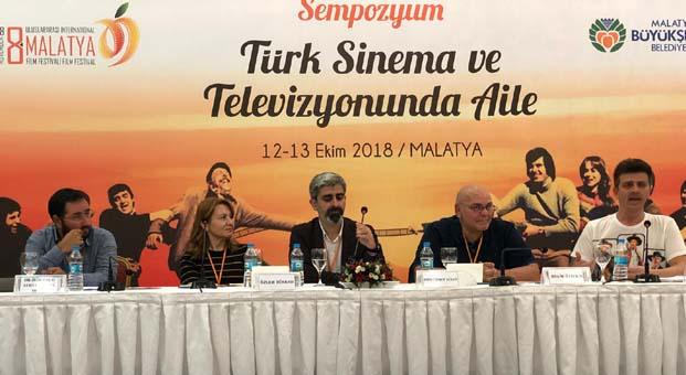 'Türk Sinema ve Televizyonununda Aile' sempozyumu yapıldı