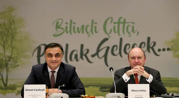 TürkTraktör pazarın kesintisiz 11 yıldır lideri