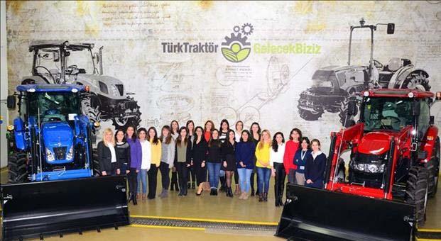 TürkTraktör'ün Ön Yükleyicili Traktörleri ve Tier 4 Motoru dünya pazarında