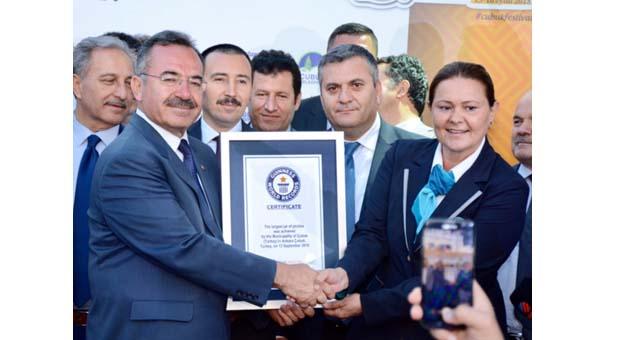 13. Ulusrarası Çubuk Kültür ve Turşu Festivali başladı