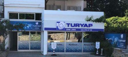 Turyap Girne Liman temsilciliği açıldı