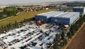 Tüyap Eskişehir İnşaat Fuarı 14 Kasım'da kapılarını ilk kez açmaya hazırlanıyor