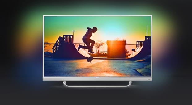 Philips TV 2017 Koleksiyonundan eşsiz ambilight deneyimi