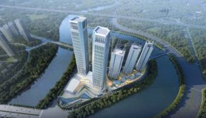 Paris'in yeni simgesi Hekla Tower'da thyssenkrupp TWIN asansörleri çalışacak