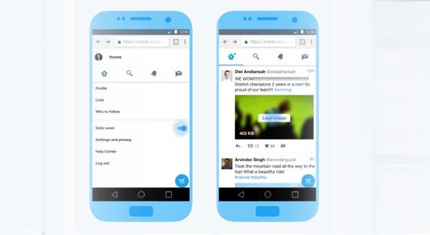 Twitter'dan yeni deneyim; Twitter Lite