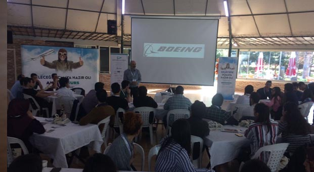 Airpreneurs programı Antalya'da