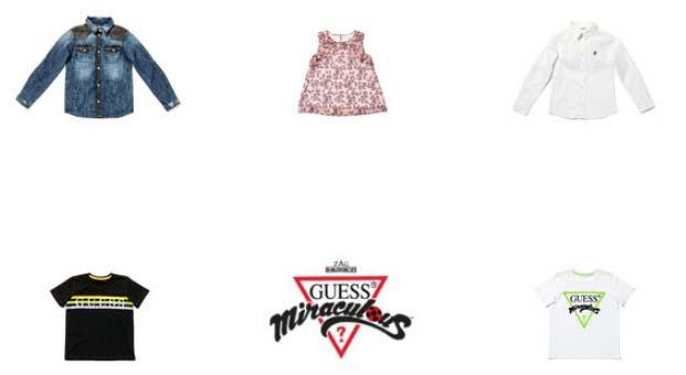Guess Kids Uğur Böceği Kapsül koleksiyonunu moda sever çocuklarla buluşturuyor