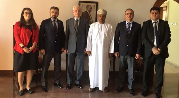 Umman, Türk yatırımcısını bekliyor